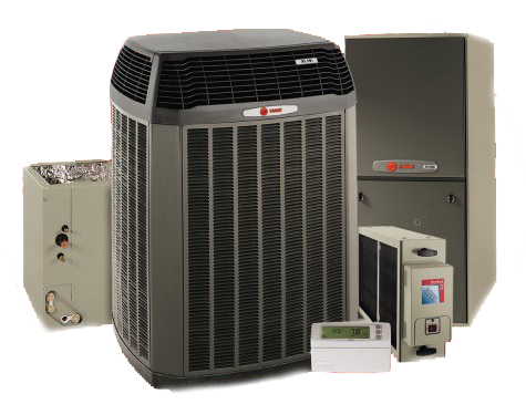 Brent's Heating and Cooling works with Trane Furnace products in Cloquet MN.
